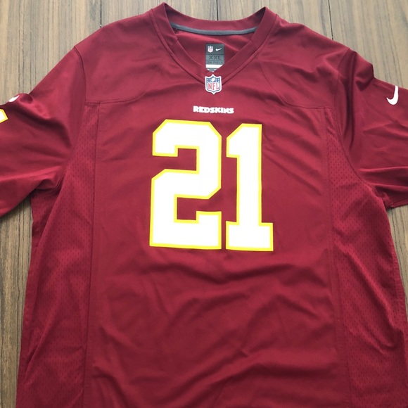 sale retailer a5f54 6c6c7 Sean Taylor Redskins Jersey Nike XXL